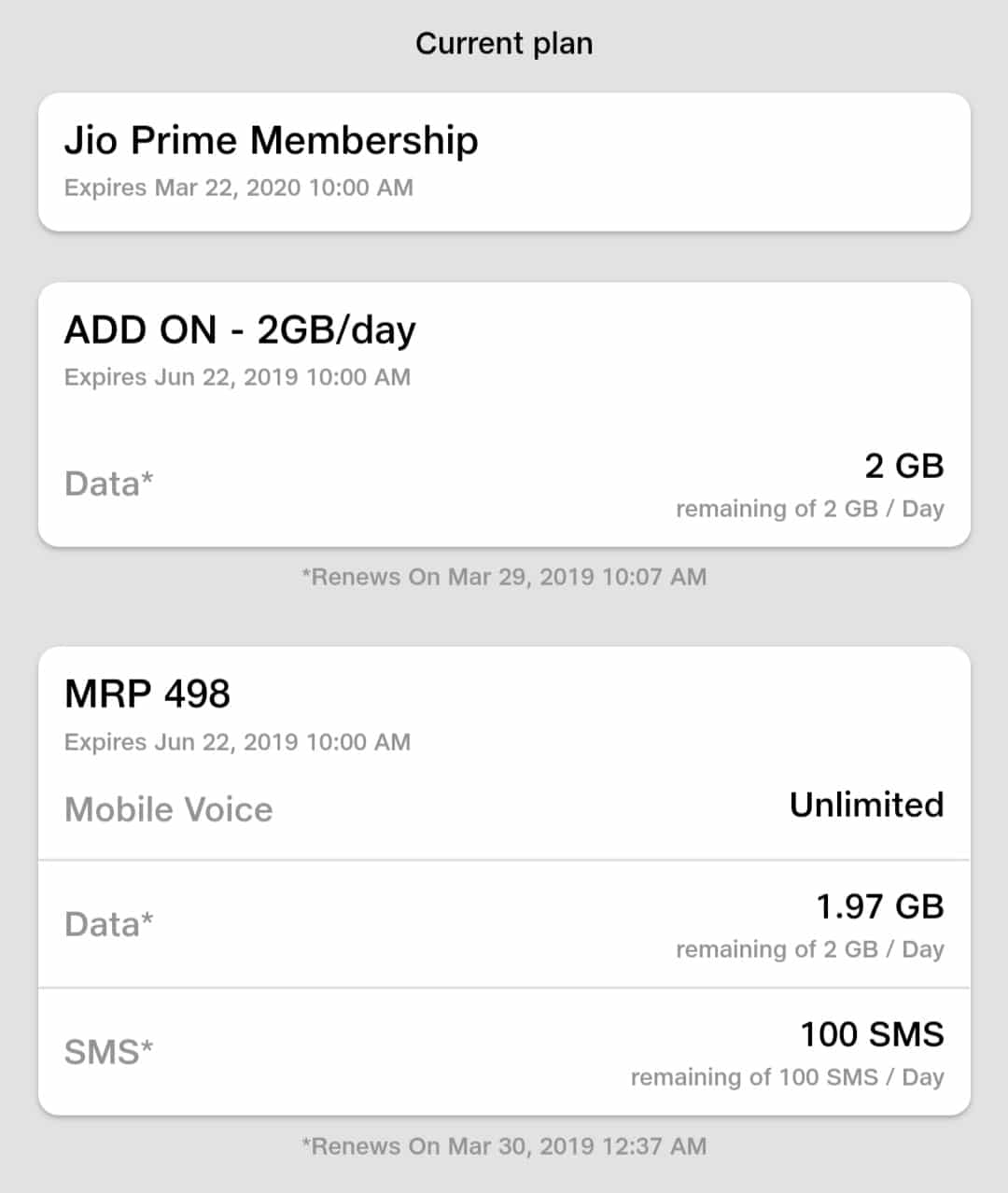 Jio Offer: How To Get 4GB Per Day In 2GB Per Day Plan